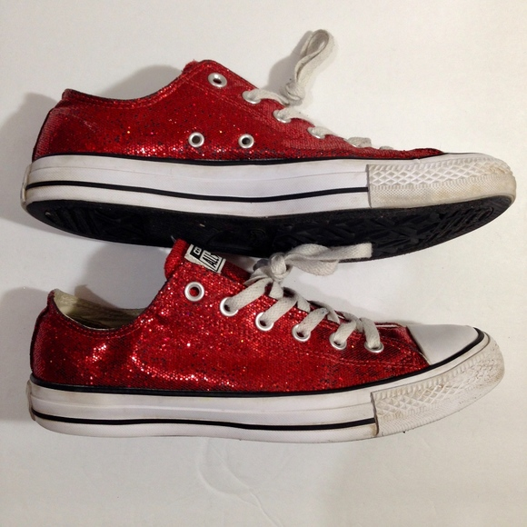 Para Mujer Tamaño De Los Zapatos Converse 10 fxFGehJE